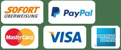 E-Shopper Zahlungsarten klein
